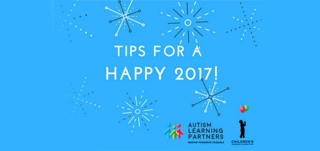 Tips for a Happy 2017 | Autism Learning Partners